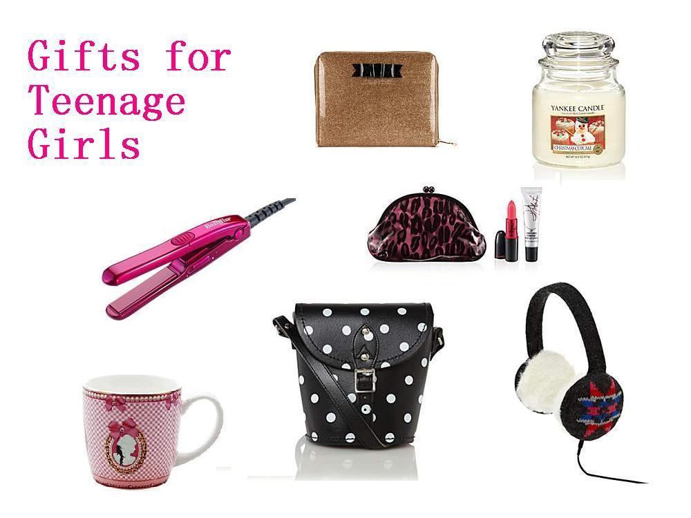 Teenage Girl Christmas Gift Ideas