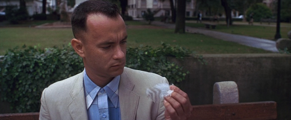 Image result for forrest gump feather gif