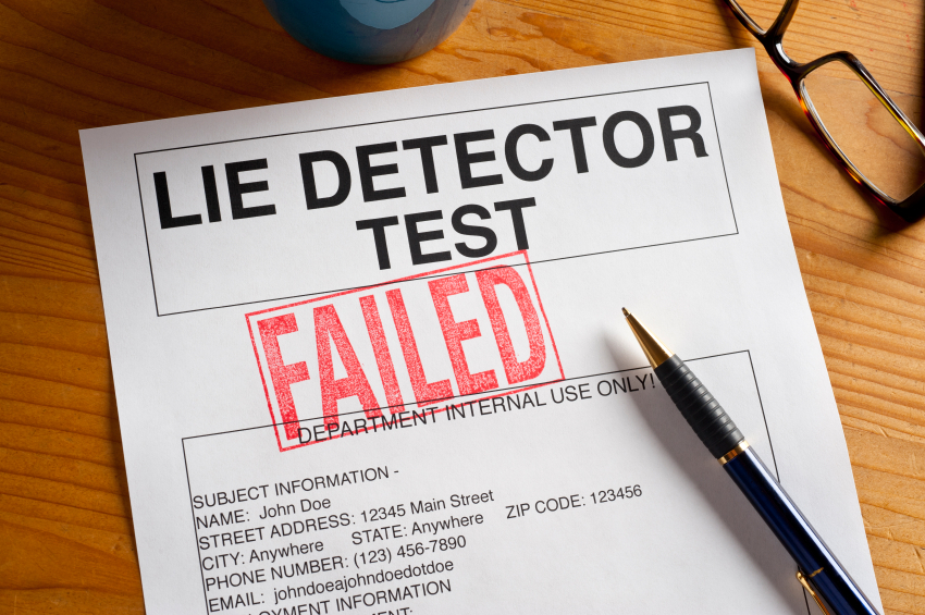 Image result for lie detector