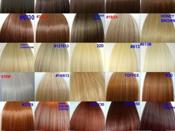 What Color Should Your Hair Really Be  Playbuzz