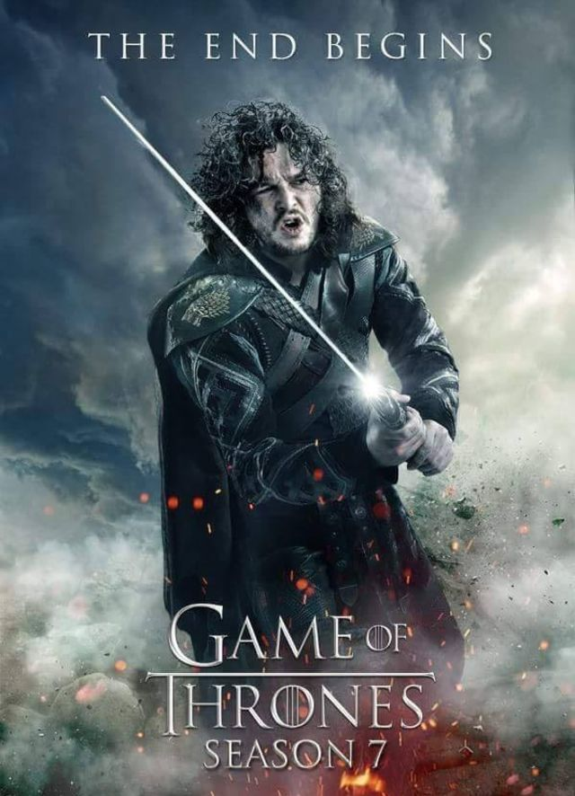 Image result for Game of Thrones Poster Season 7