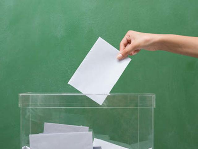 Nesta eleição, você quer dar um voto de apoio à educação do pessoal do Ensino Médio. O que você faz?