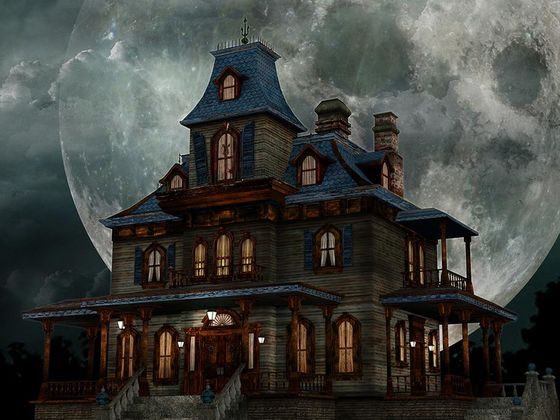 New England Fall Themed Wallpaper Choose Your Own Haunted House Adventure And We Ll Tell You