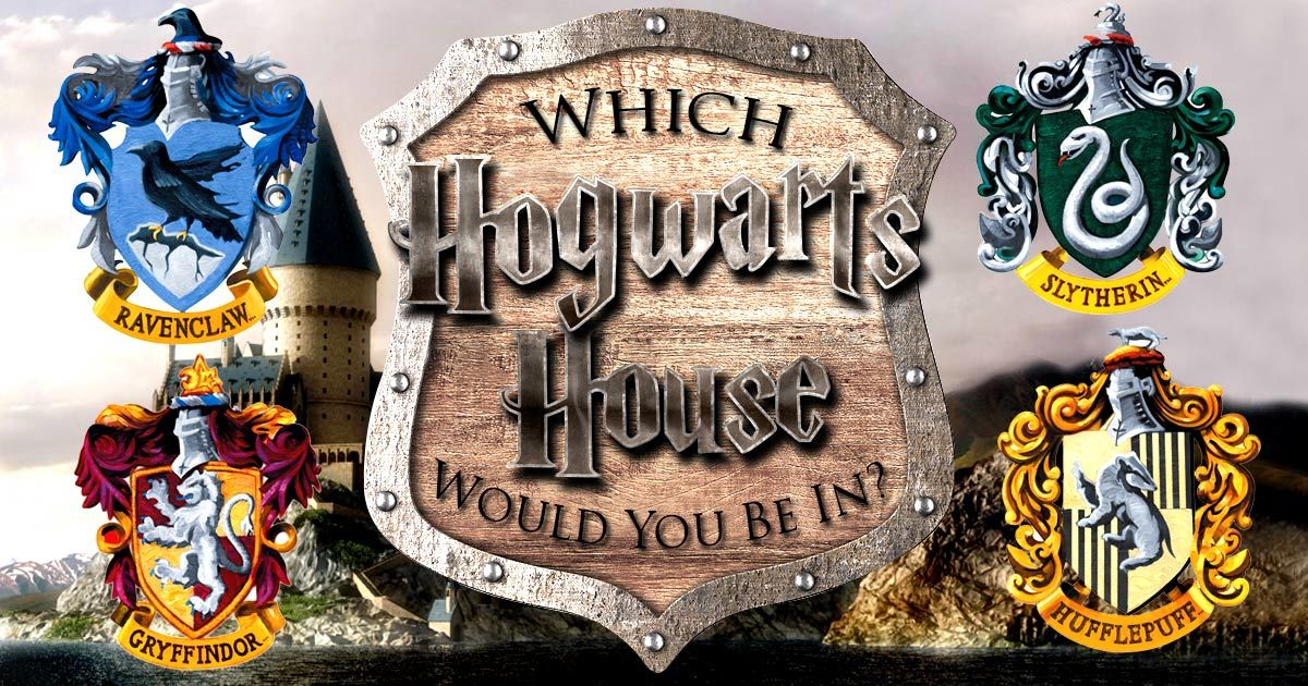 What Harry Potter House are you? | Playbuzz
