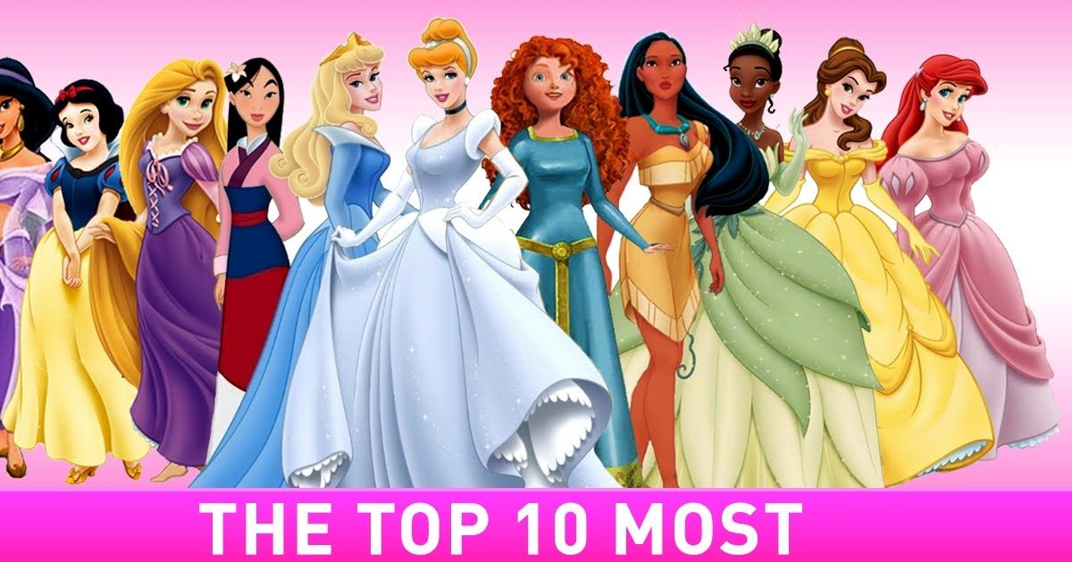 Which Disney Princess Is Your Best Friend According To Your Birthday? | Playbuzz