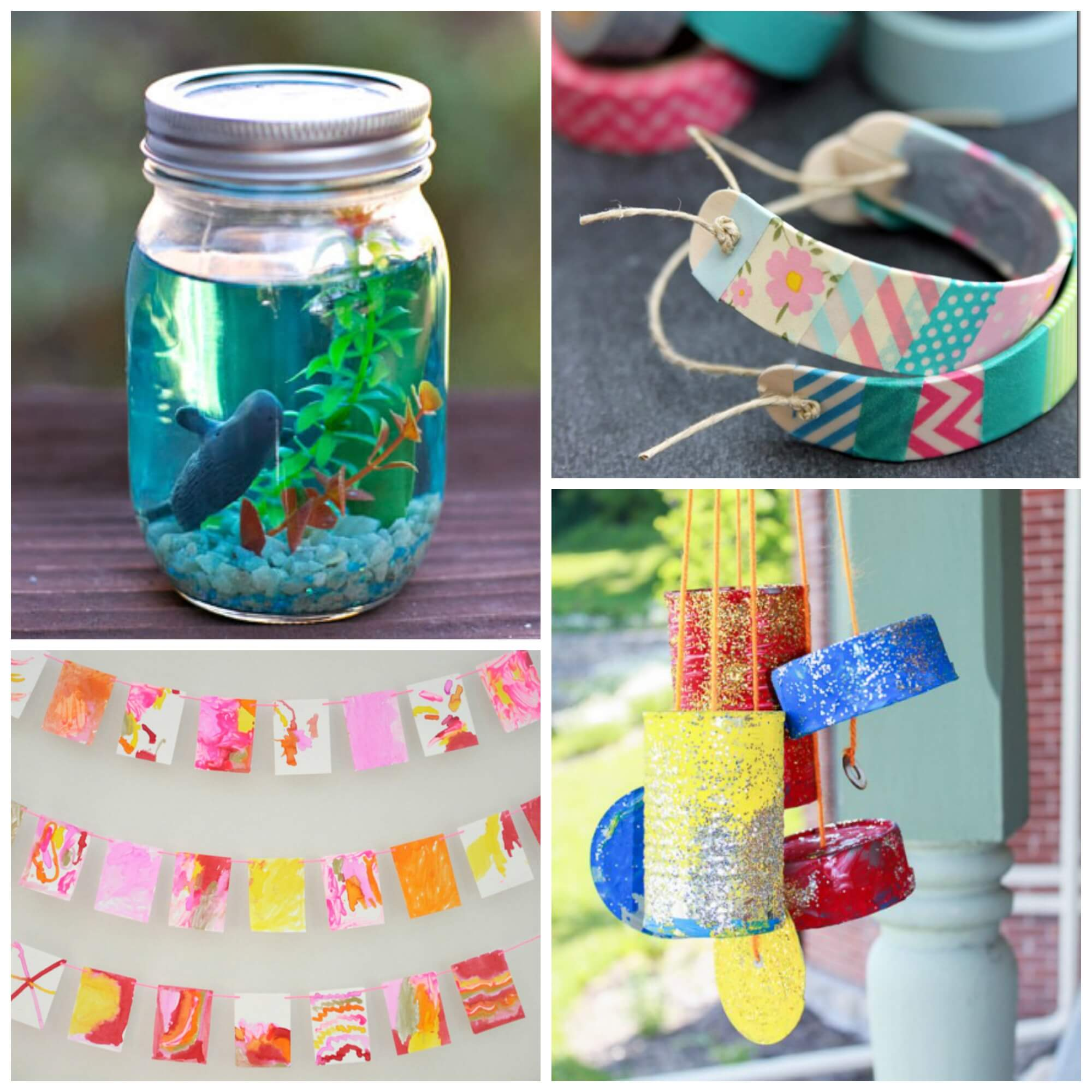 15 Arts And Crafts For Kids