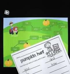 First Grade Pumpkin Activities - Playdough To Plato [ 4816 x 3579 Pixel ]