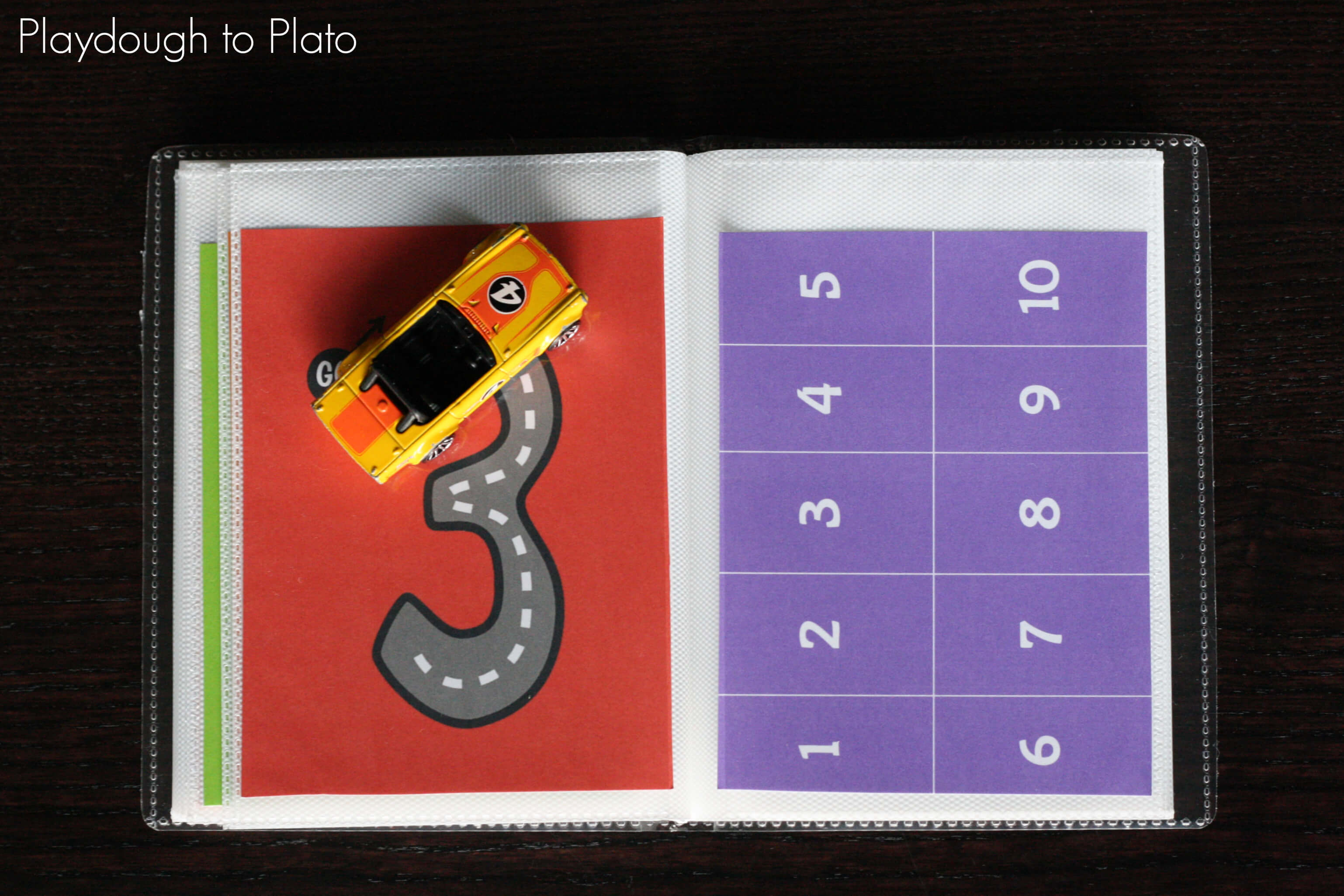 Number Counting And Tracing Book
