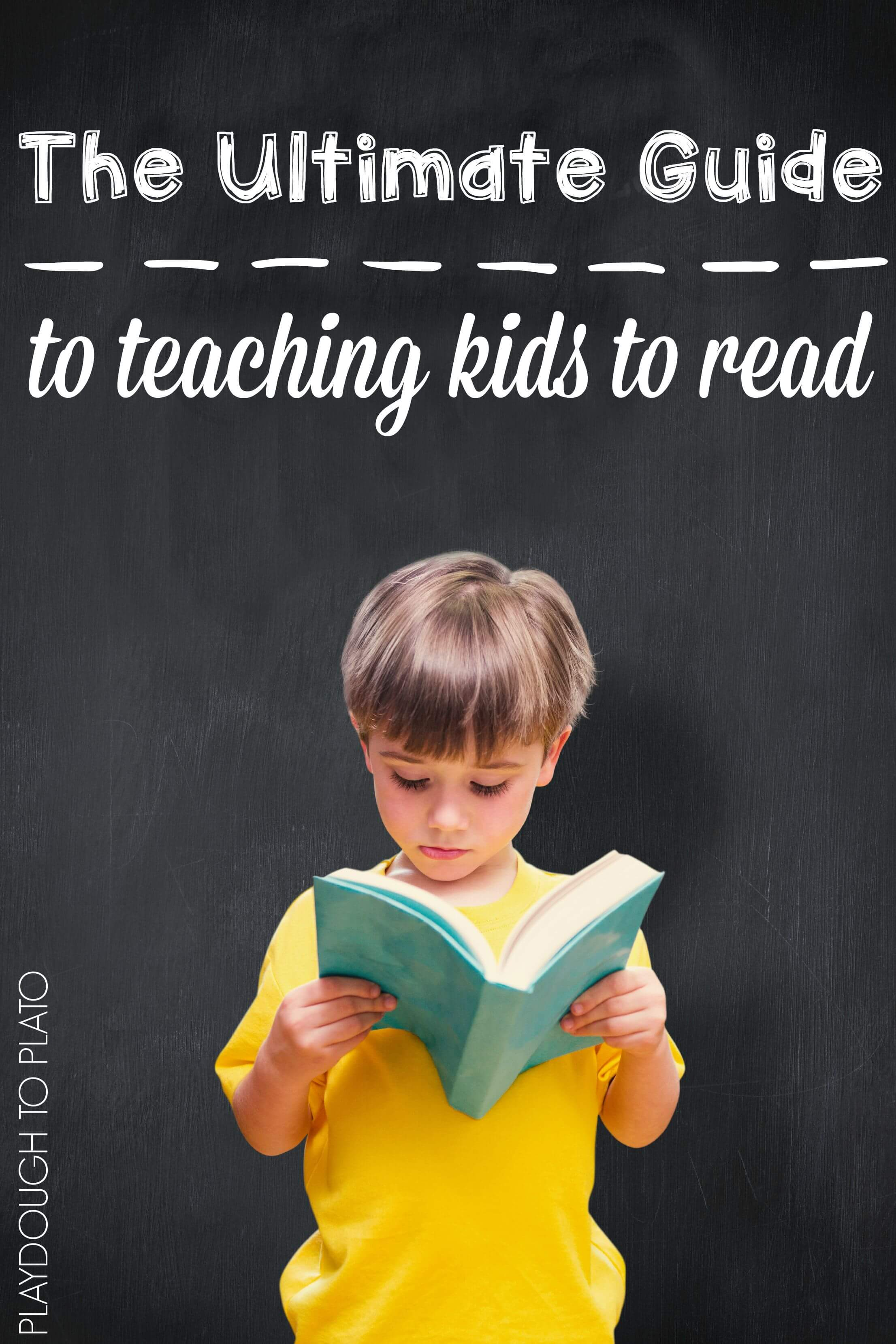 The Ultimate Guide To Teaching Kids How To Read