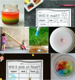 Gobstopper Experiment Worksheet   Printable Worksheets and Activities for  Teachers [ 2000 x 2000 Pixel ]