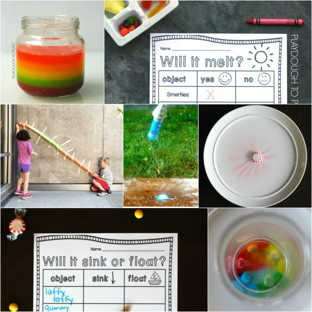 medium resolution of Gobstopper Experiment Worksheet   Printable Worksheets and Activities for  Teachers