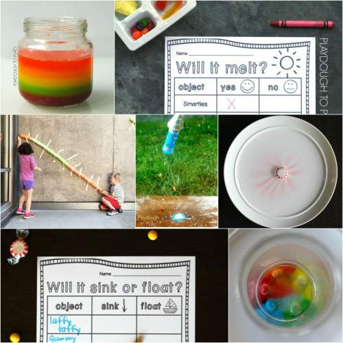 small resolution of Gobstopper Experiment Worksheet   Printable Worksheets and Activities for  Teachers