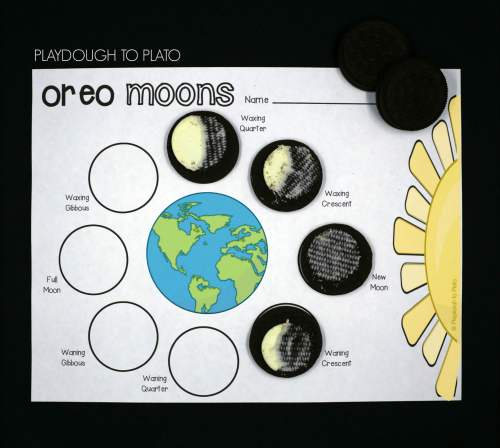 small resolution of 25 Outer Space Activities - Playdough To Plato