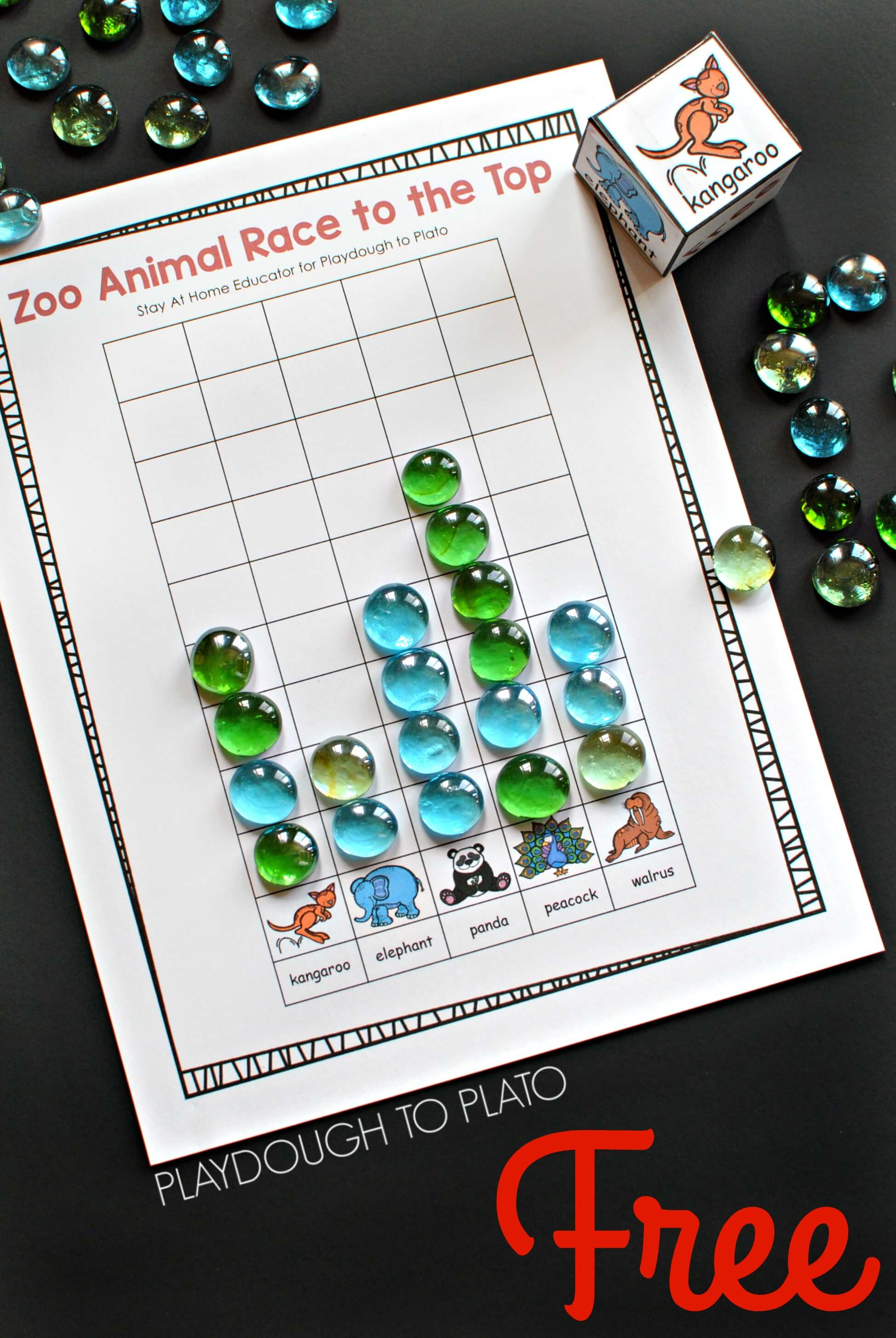 Zoo Animal Game