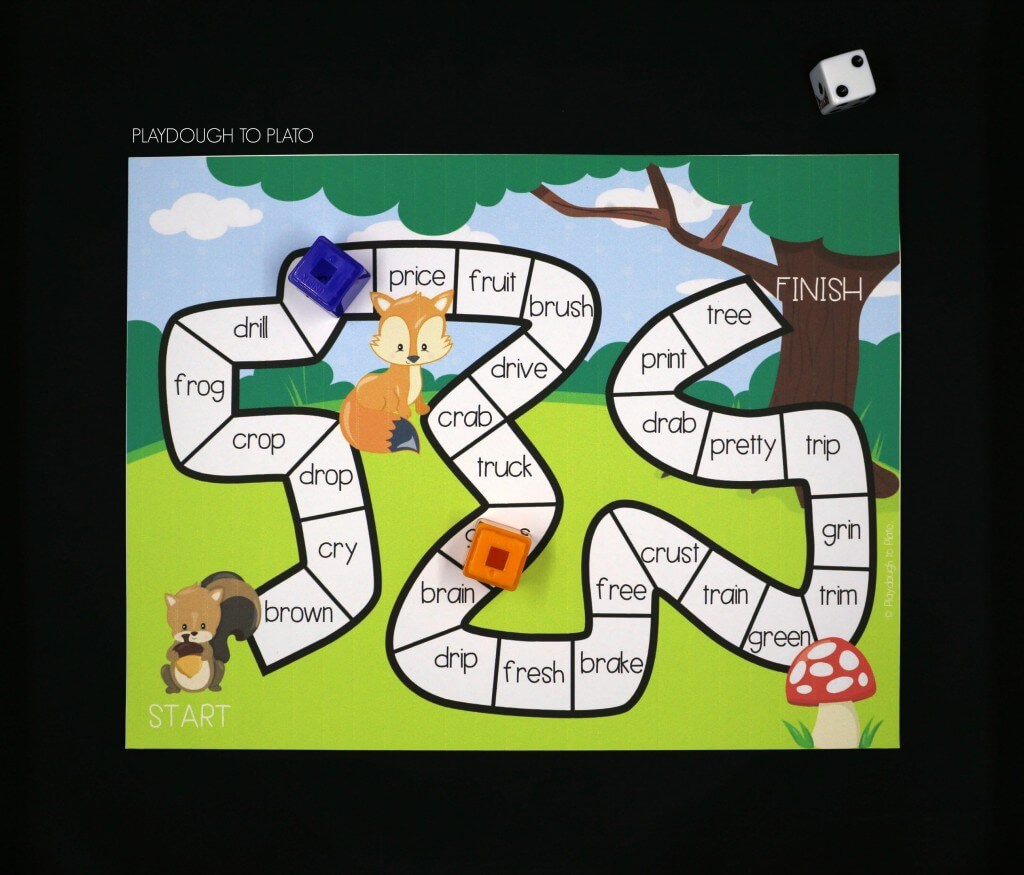 Blends Activity Pack