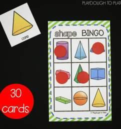 3D Shape Activities - Playdough To Plato [ 2143 x 2155 Pixel ]