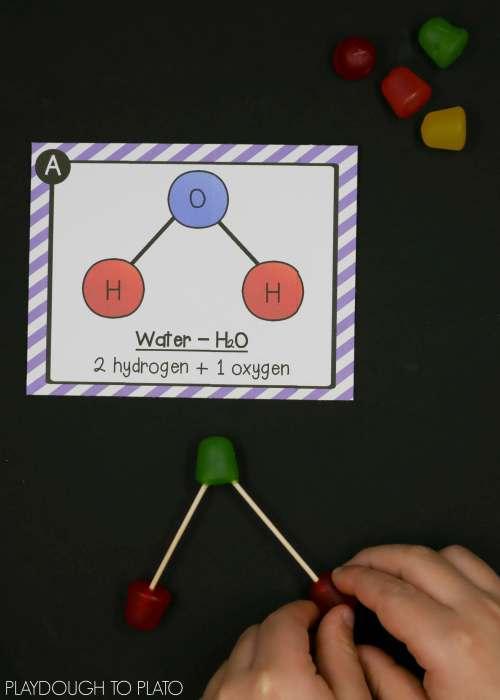 small resolution of Atom and Molecule Activities - Playdough To Plato