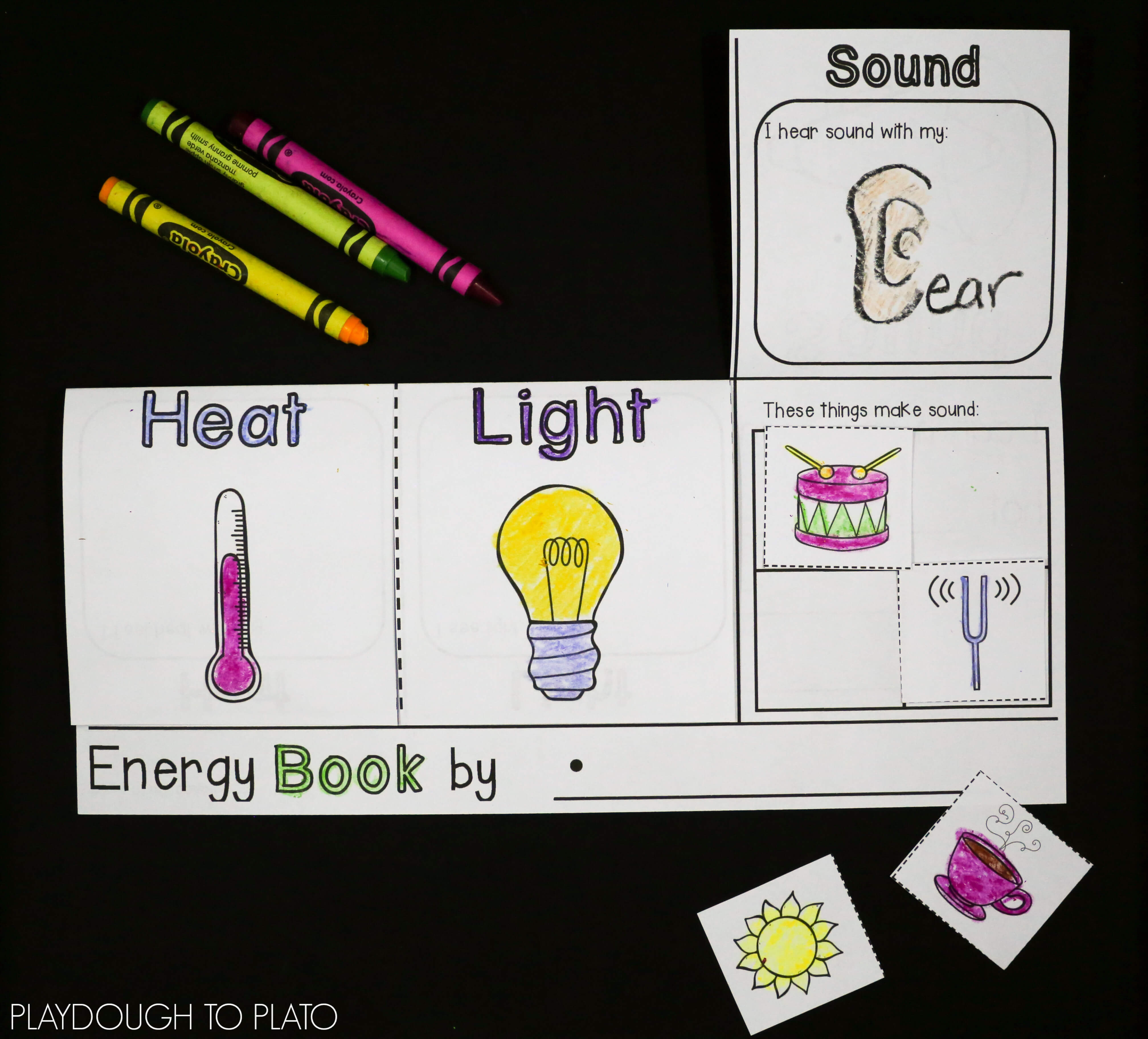 Light Sound And Heat