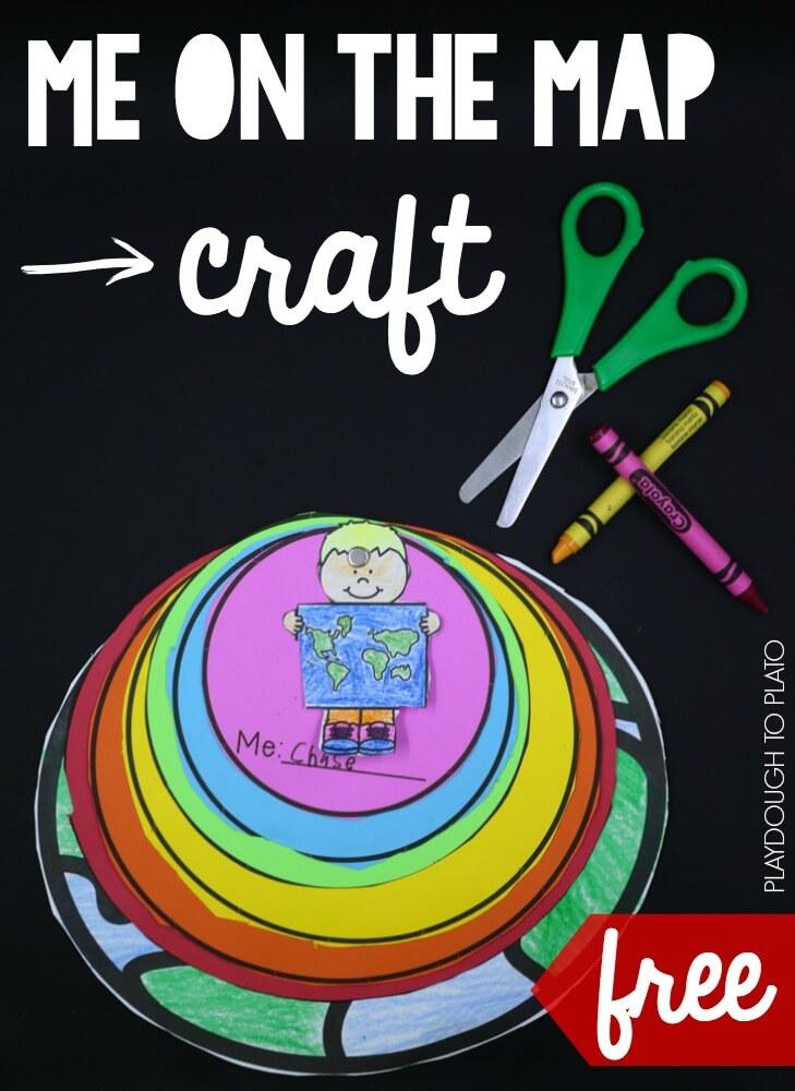 How To Craft A Map : craft, Craft, Playdough, Plato