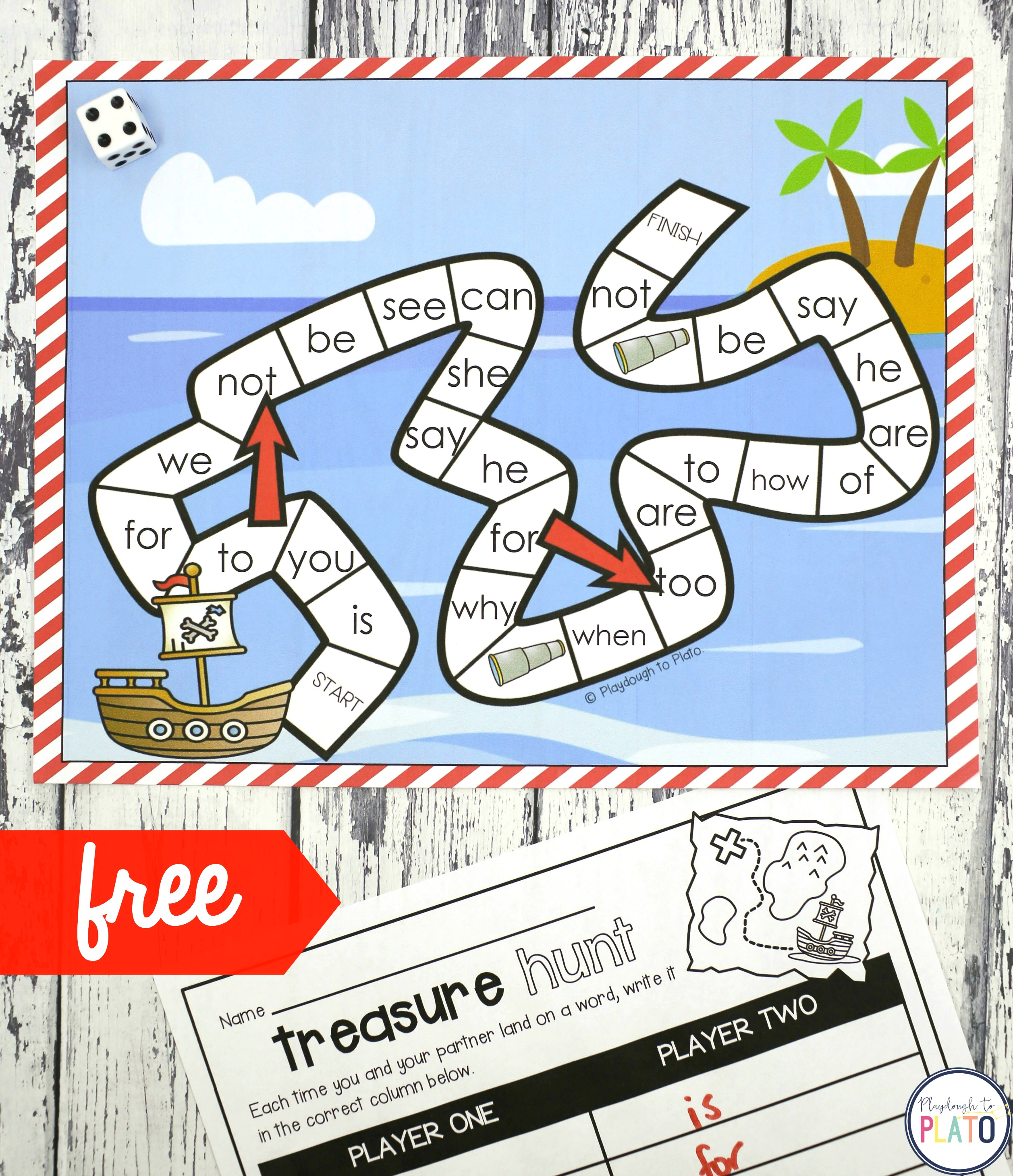 Free Sight Word Games
