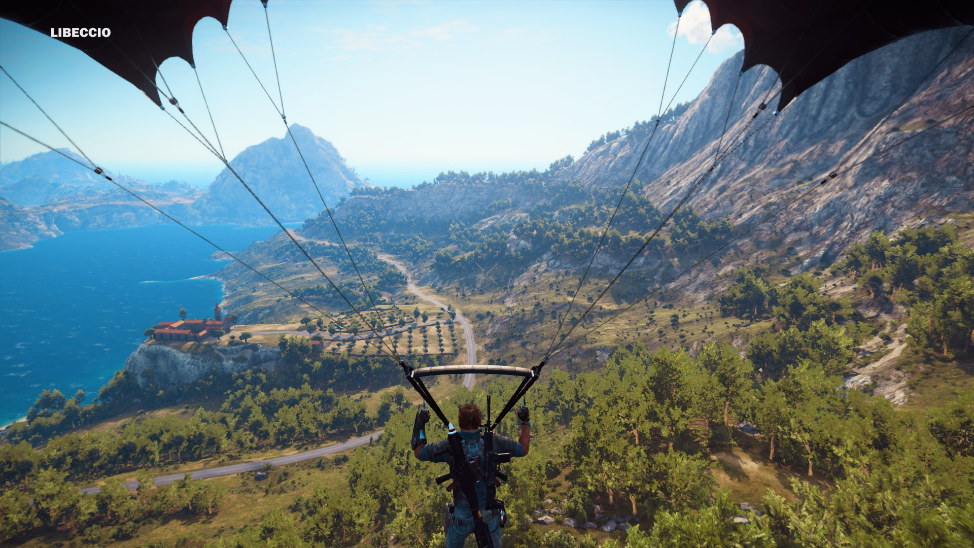 Reddit Hd Wallpapers Just Cause 3 Review Welcome To Paradise Player One