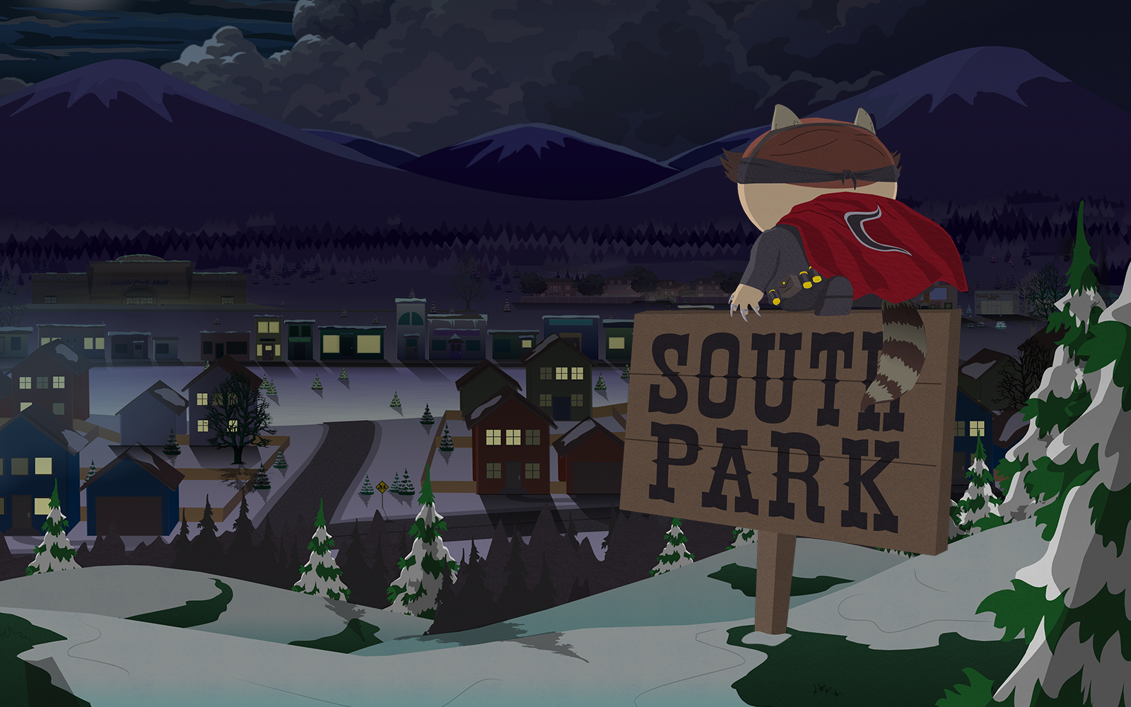 Wallpaper Gaming Girl South Park The Fractured But Whole Release Date Why Has