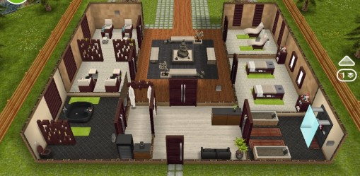 The Sims FreePlay Update: Spa Day Brings Saunas Facials Mud Baths For Your Sims [PHOTOS] Player One
