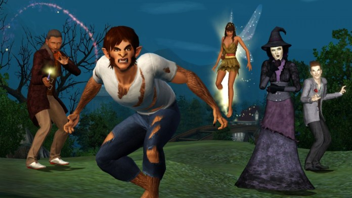 The Sims 4' Game Pack 4 Rumors: Vampires Coming? 'Old And Creepy' Walk  Style Animation All But Confirms It | Player.One