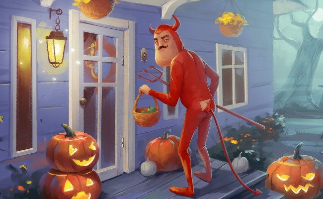 Hello Neighbor Stealth Horror Indie Game Alpha 3 Access