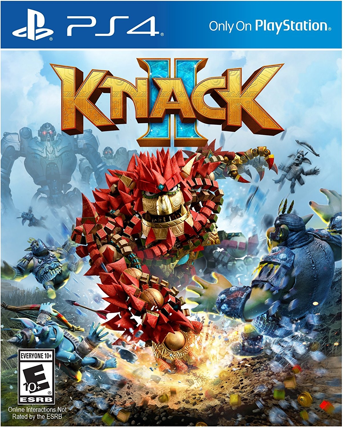 hight resolution of knack 2 treasure location guide how to find every upgrade part player one