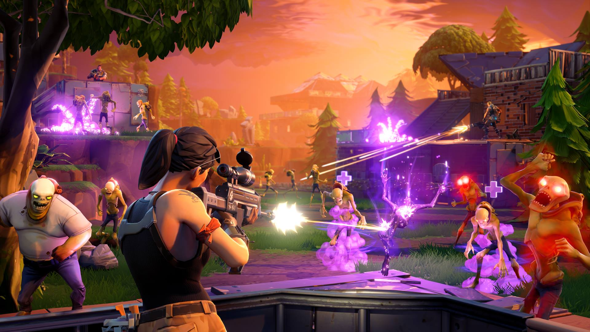 Fortnite Release Schedule Teases Valentines Day Update