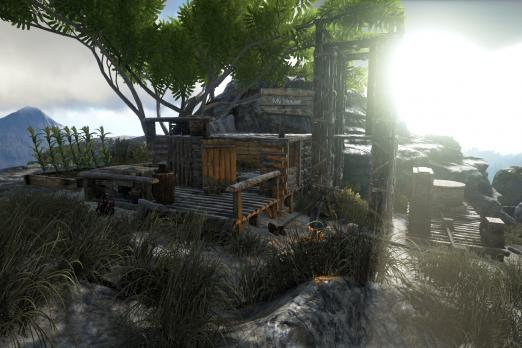ARK Survival Evolved PS4 Update 128 Released To Fix