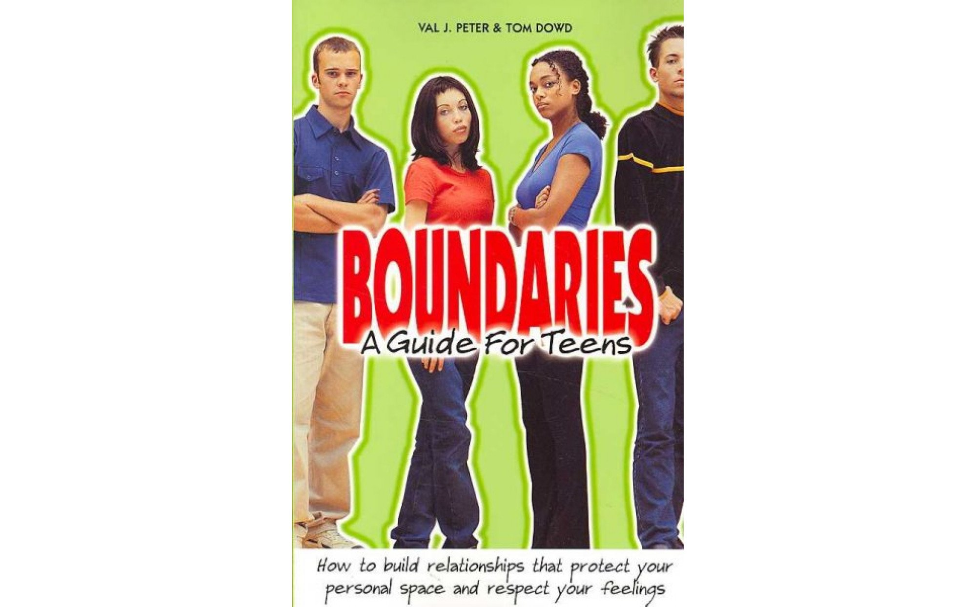 Boundaries A Guide For Teens Books