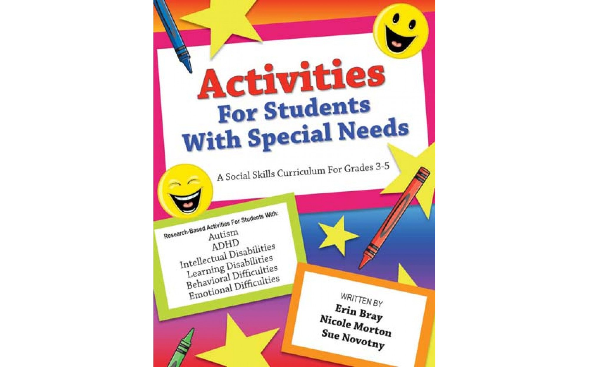 Activities For Students With Special Needs A Social