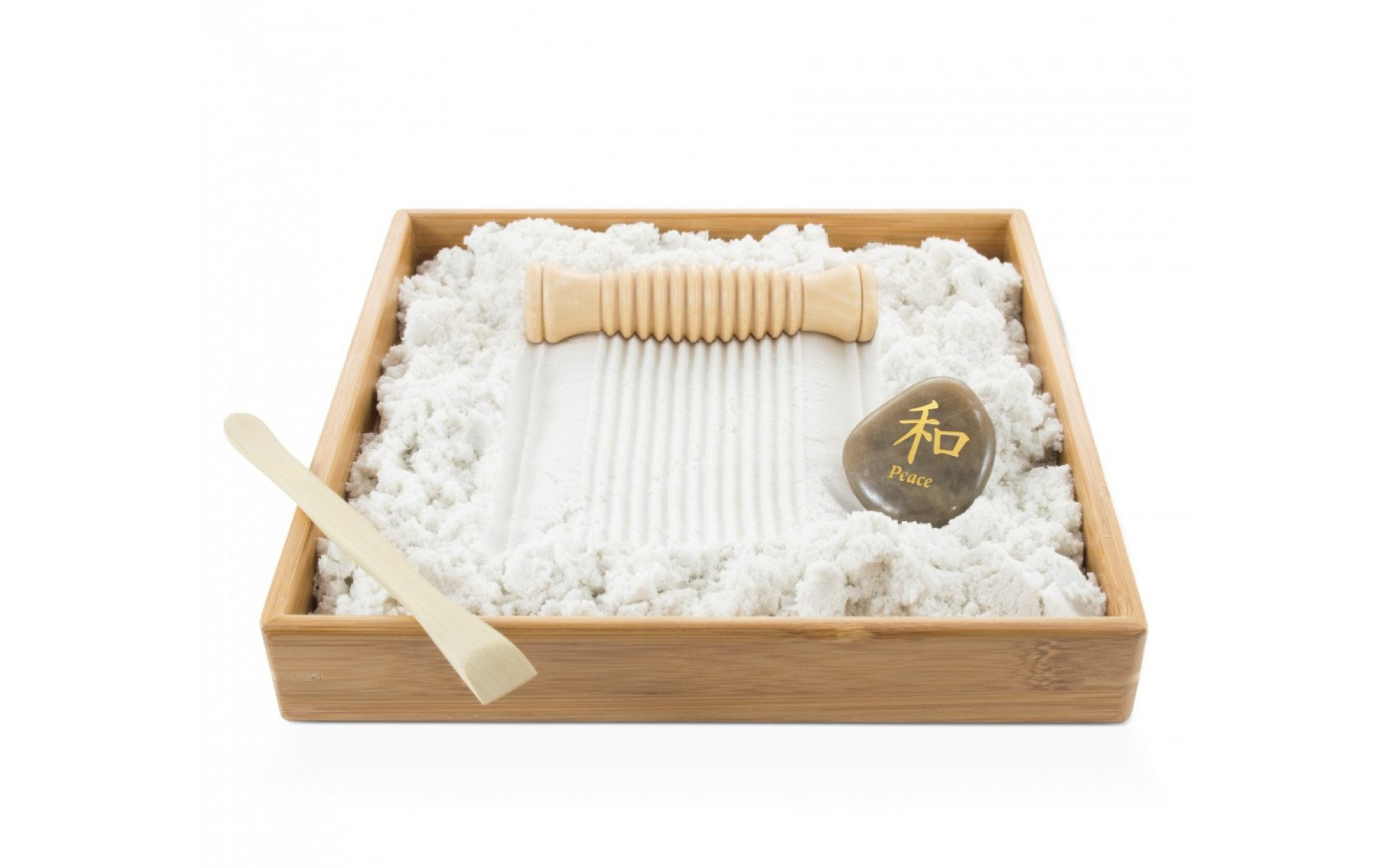 Desktop Zen Sand Tray Inner Reflections Sand Tray Therapy