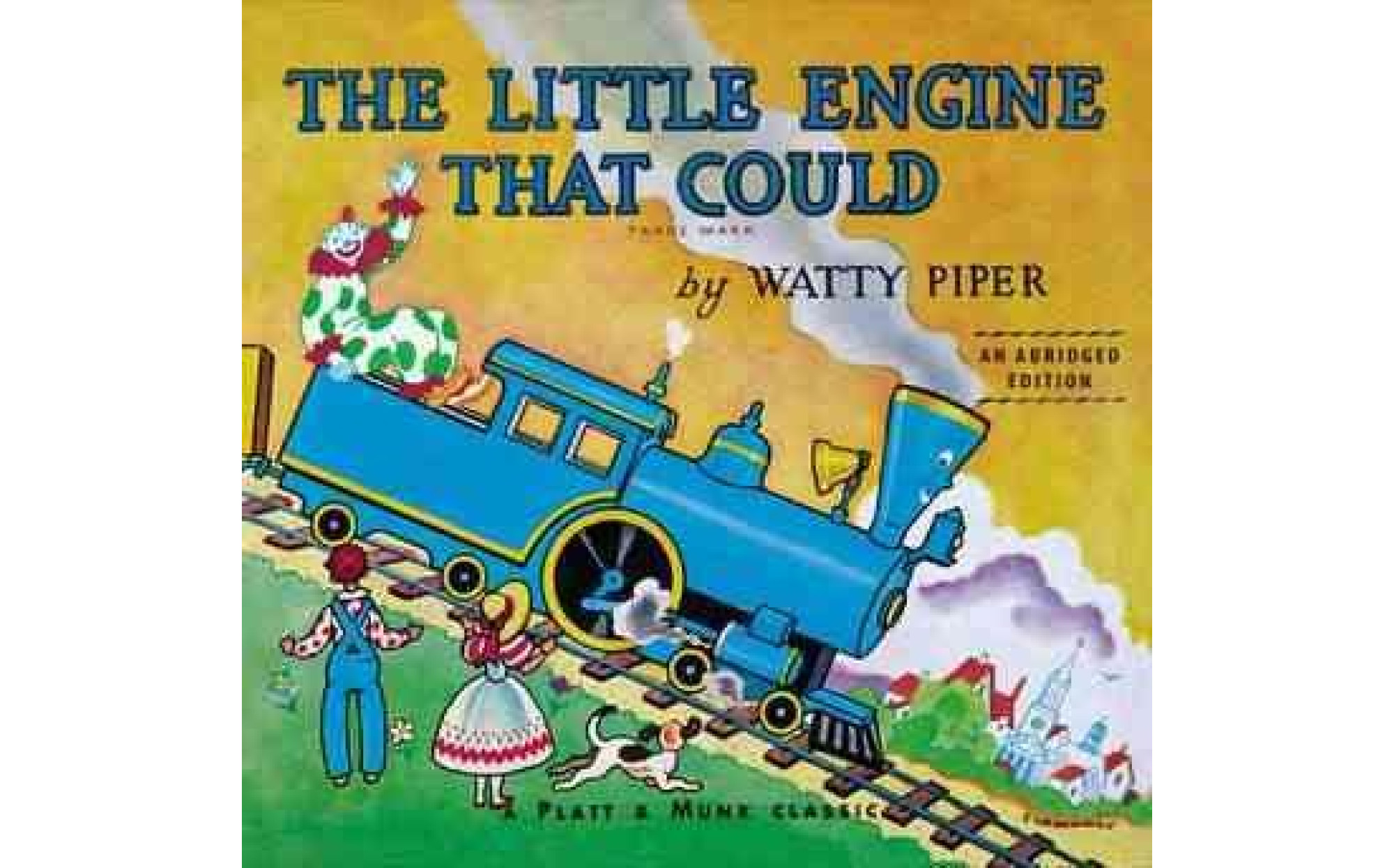 The Little Engine That Could Hardcover Books