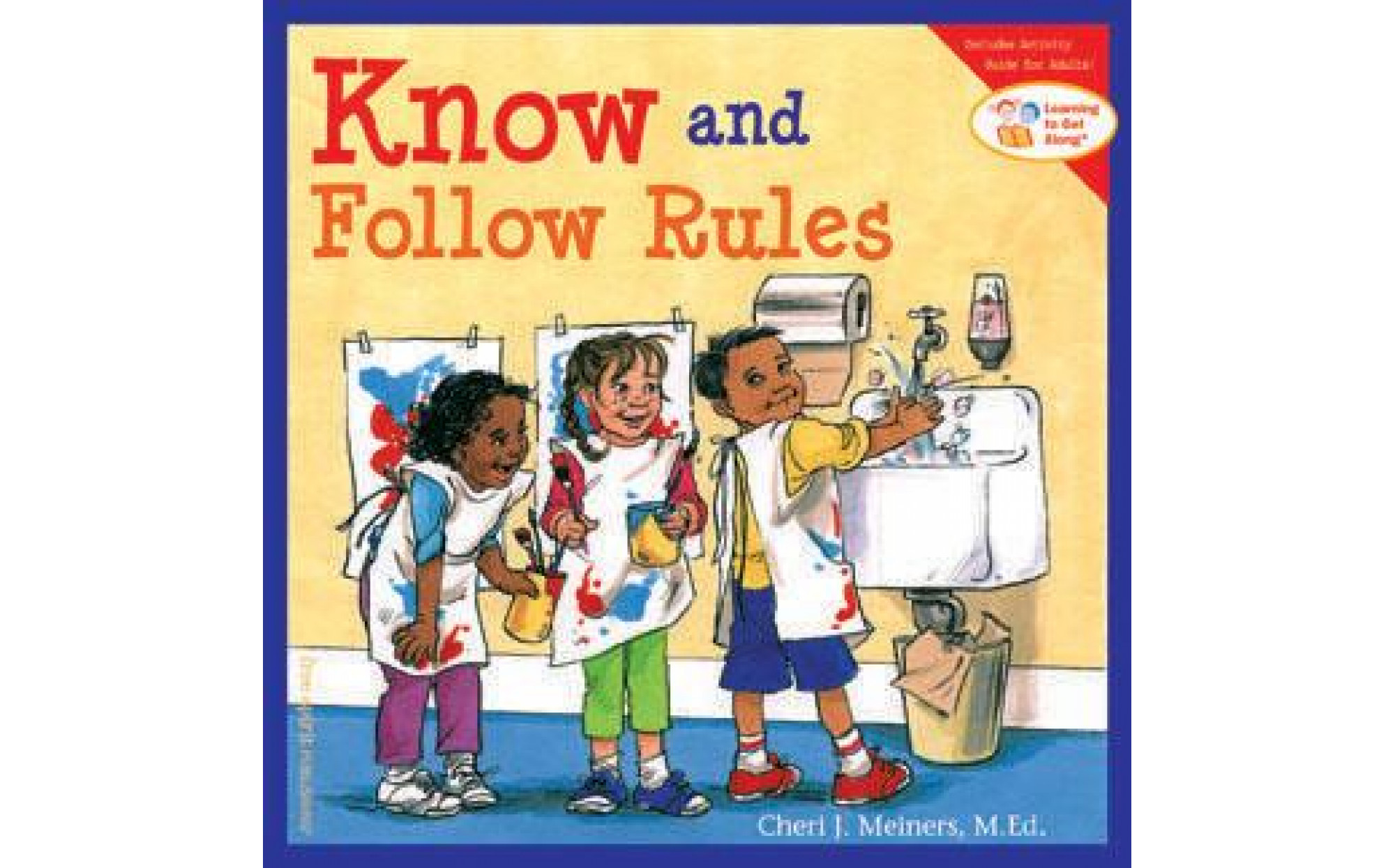 Know And Follow Rules Books