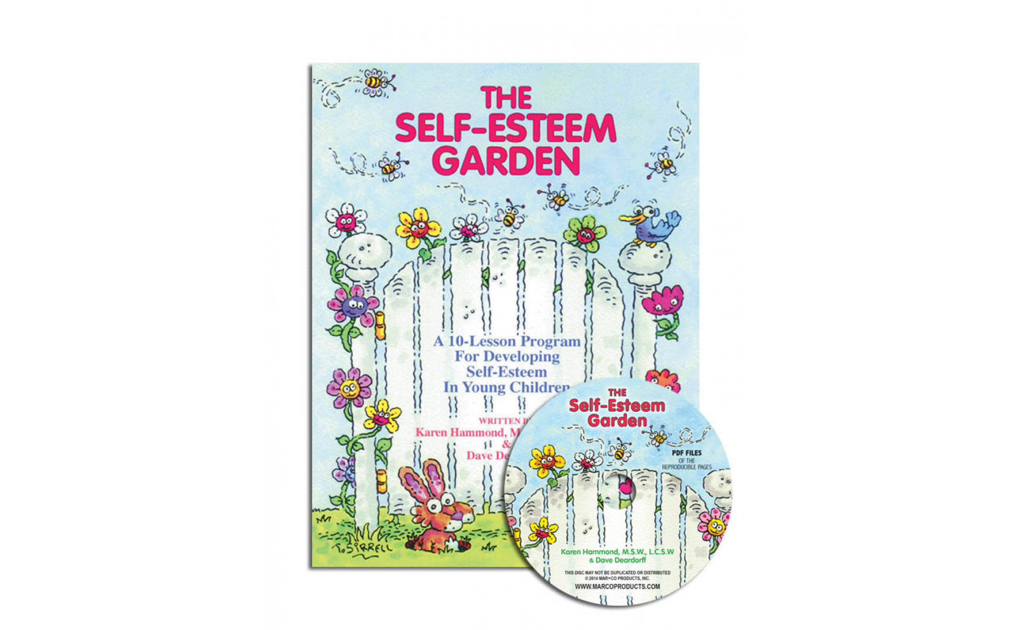 The Self Esteem Garden A 10 Lesson Program For Developing