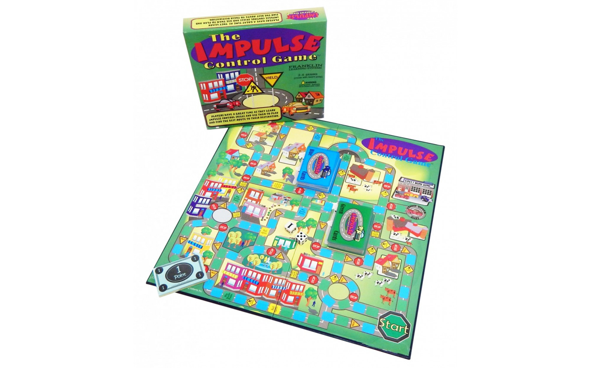 The Impulse Control Game Games