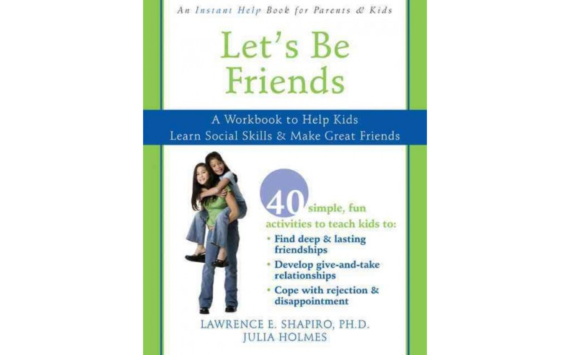 Let S Be Friends A Workbook To Help Kids Learn Social