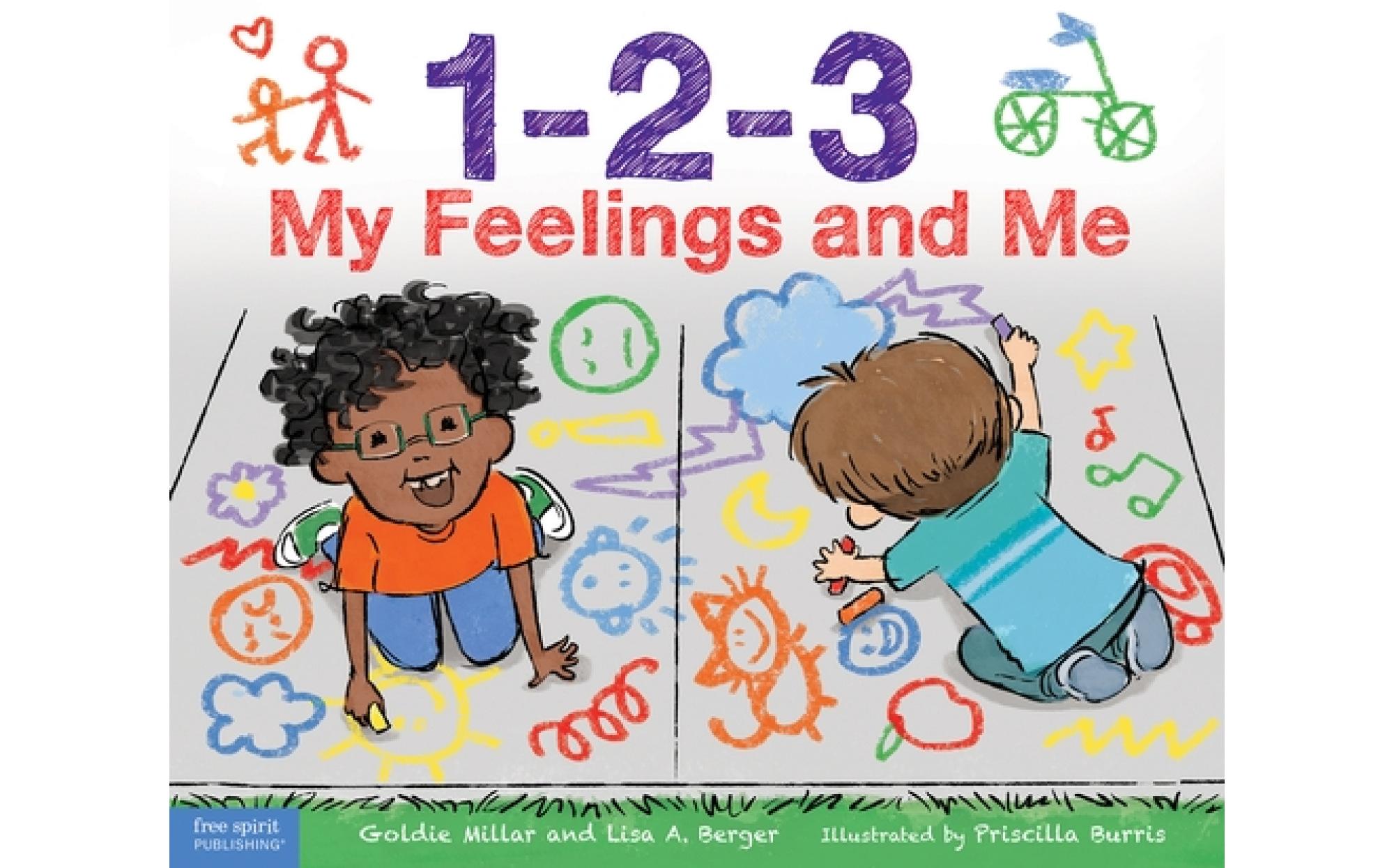 1 2 3 My Feelings And Me Books