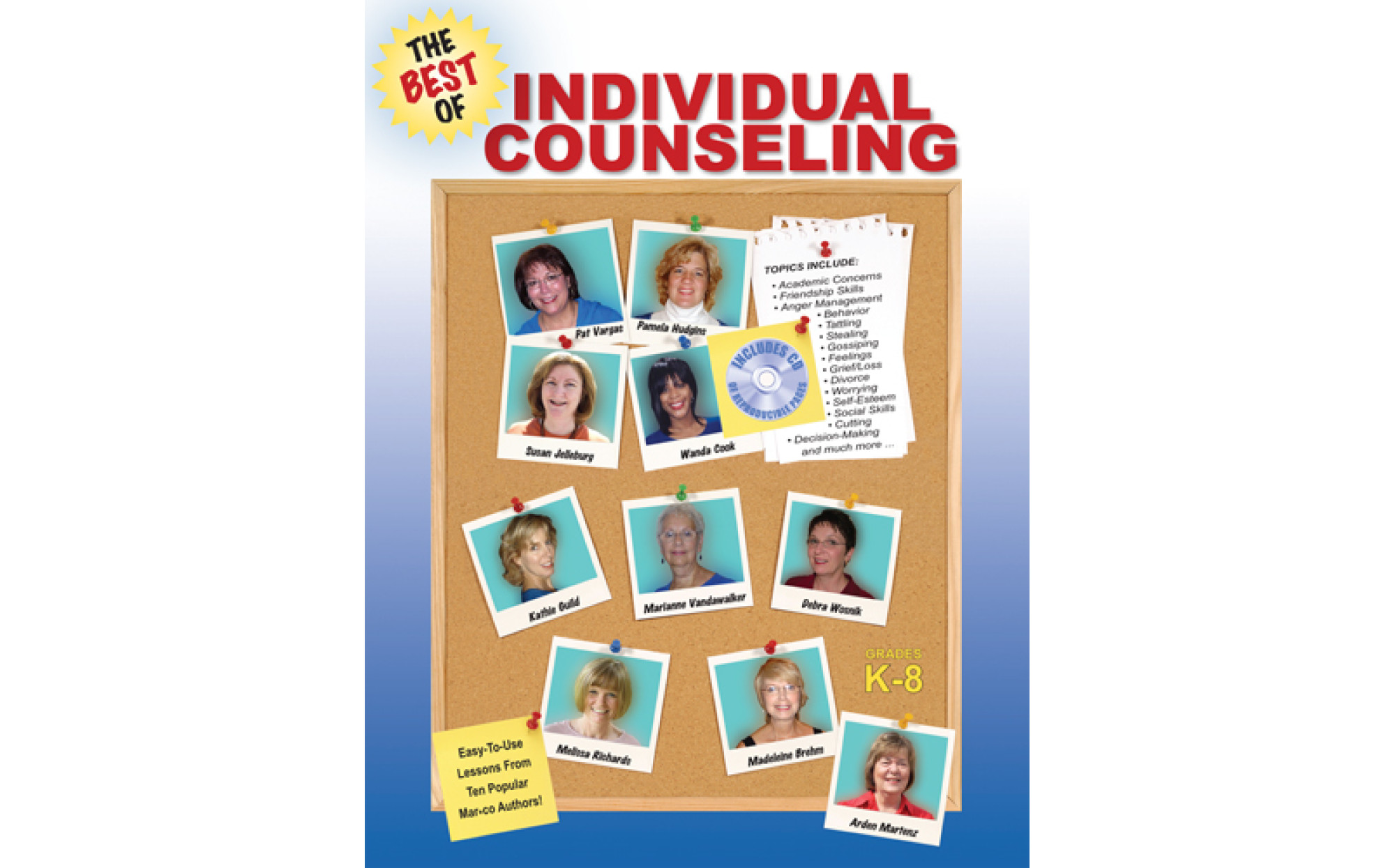 The Best Of Individual Counseling With Cd Grades K 8