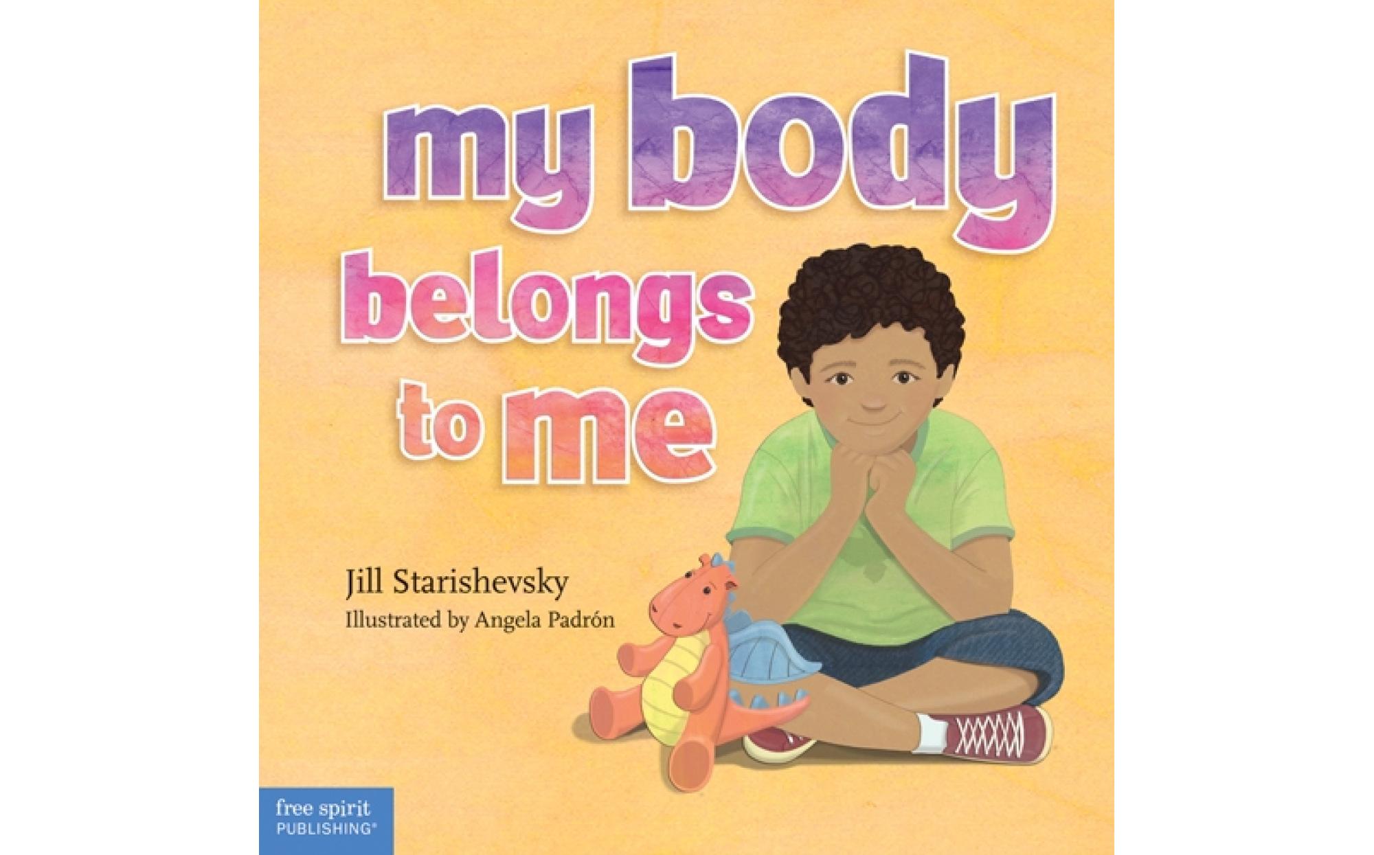 My Body Belongs To Me Books