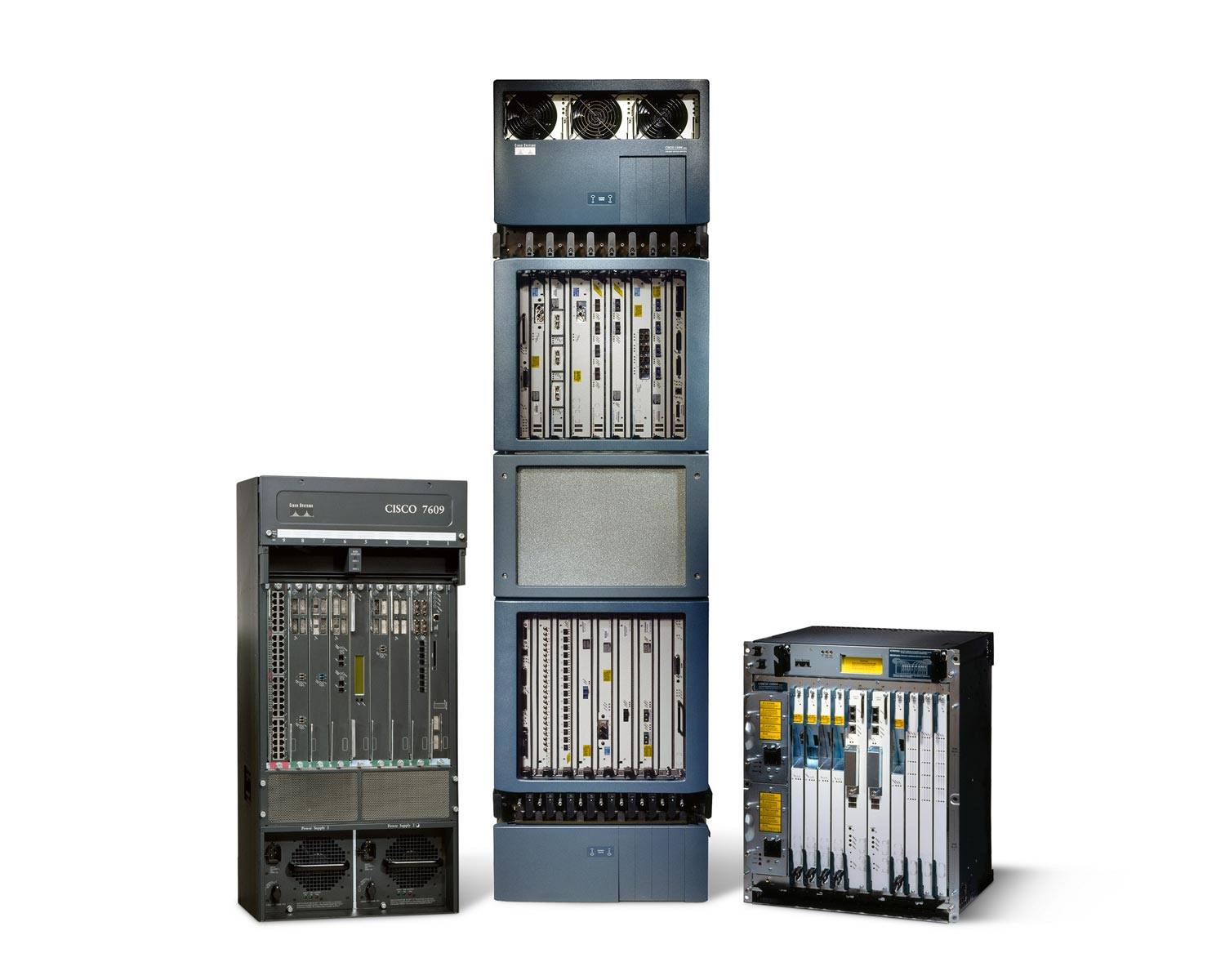Cisco Systems Series And Netflow Not An Ordinary Router