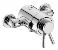 Bristan Prism Exposed / Concealed Dual Control Shower Valve