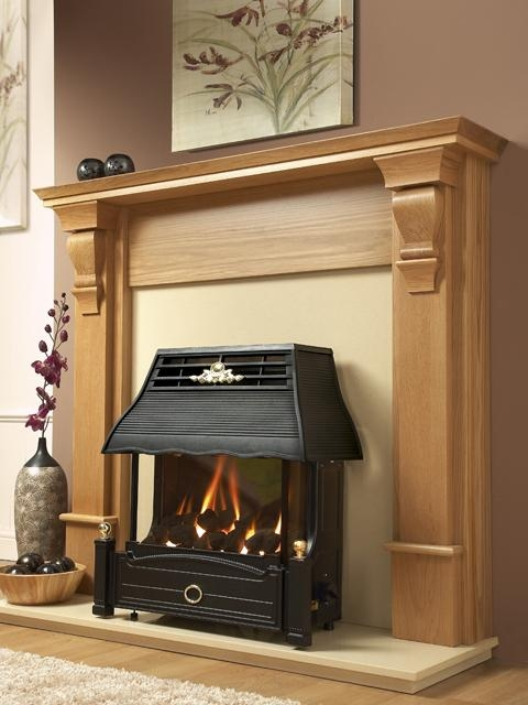 Flavel Emberglow Outset Gas Fire  Gas Fires  PlumbNationcouk