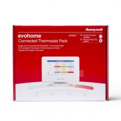Honeywell Wifi Thermostat Kit 99 Lincoln Navigator Fuse Diagram Evohome Connected Pack Smart Heating