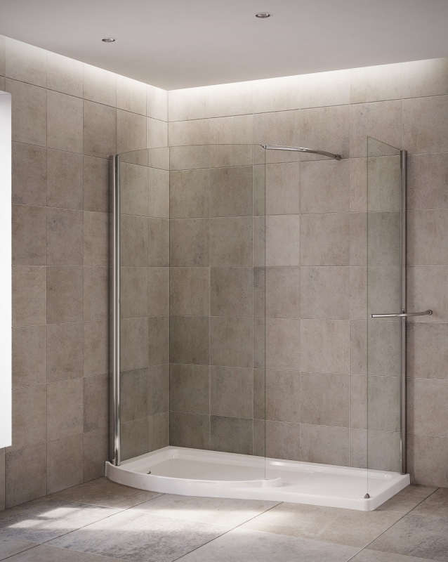 Mira Leap WalkIn Shower Enclosures  WalkIn Shower
