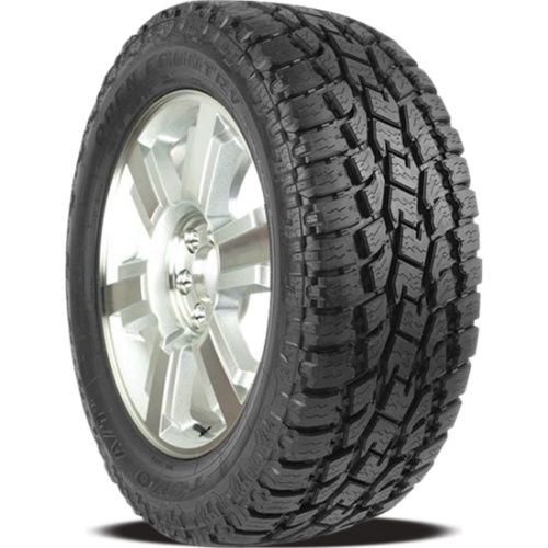 Toyo Tires - Open Country AT II Xtreme - LT295/65R20 E 129/126S BSW Tires - 4 seasons - PMCtire Canada