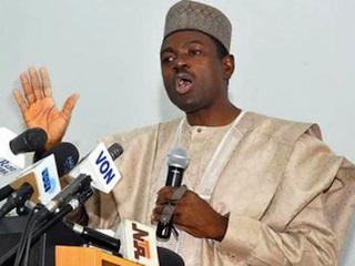 Labaran Maku: chides the media